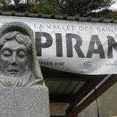 St Piran Sculpture Sets Sail from Falmouth to Brittany