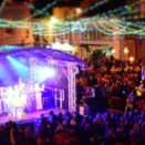 Falmouth Christmas Lights Switch On