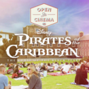 Pirates of the Caribbean Open Air Cinema