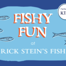 Fishy fun for Mini Steins