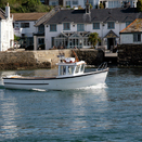 Bigger and better at Fish and Trips of St Mawes