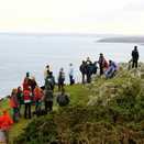 Fal River Autumn Walking Festival off to a stomping start