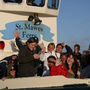 St Mawes Ferry starts new evening service
