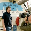 St Mawes ferryman becomes TV star