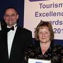 Roseland Self Catering Business bags a silver award at the South West Tourism Awards