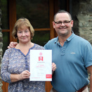 VisitEngland ROSE Award for Roundhouse Barn Holidays